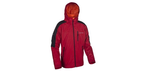 Pánska červená funkčná bunda Kilpi