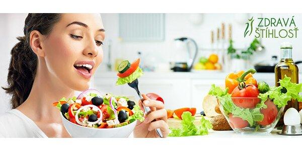 Zdravé celodenné menu