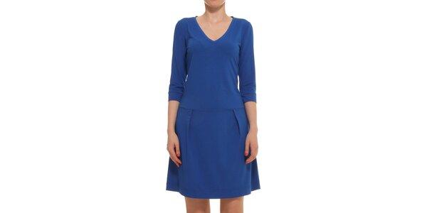 Dámske tmavo modré šaty Yuliya Babich