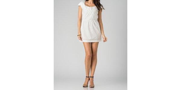 Dámske biele šaty By Zoé