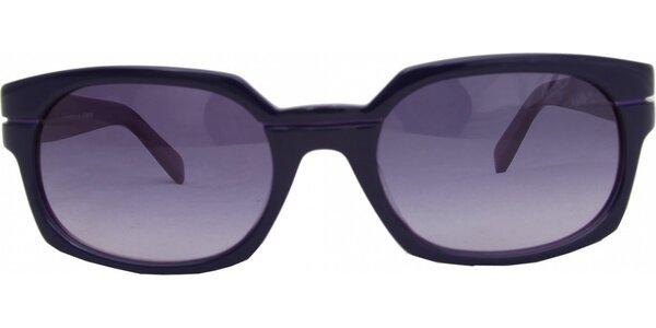 Dámske fialové okuliare Jil Sander