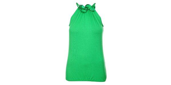 Dámsky svetlo zelený top Victoria Look