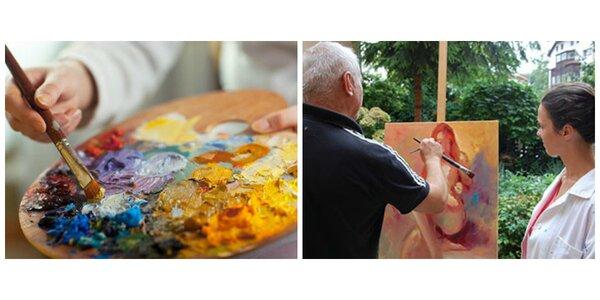 Kurzy kresby a maľby s výtvarníkmi alebo príprava na talentovky
