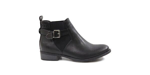 Dámske členkové topánky s prackou Drastik