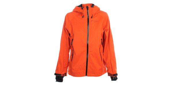 Dámska sýto oranžová funkčná bunda Hannah