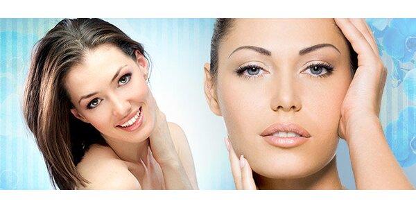 Liftingové ošetrenie kyselinou hyalurónovou a bioenergetická masáž tváre v…