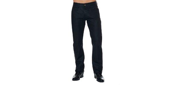 Pánske čierne džínsy Paul Stragas