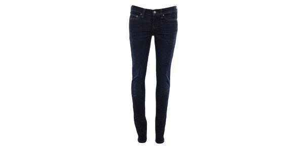 Dámske úzké tmavo modré džínsy Big Star
