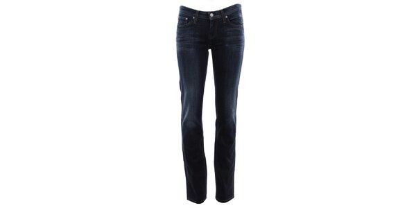 Dámske tmavomodré džínsy Big Star