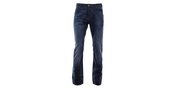 Pánske modré džínsy Timeout
