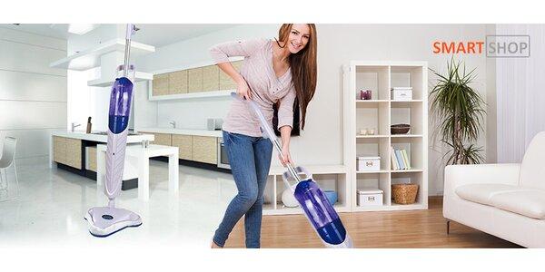 Najsilnejší podlahový parný čistič na trhu!