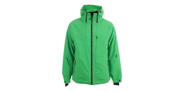 Pánska neonovo zelená bunda Joluvi