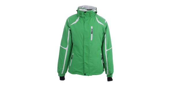 Pánska zelená bunda Joluvi