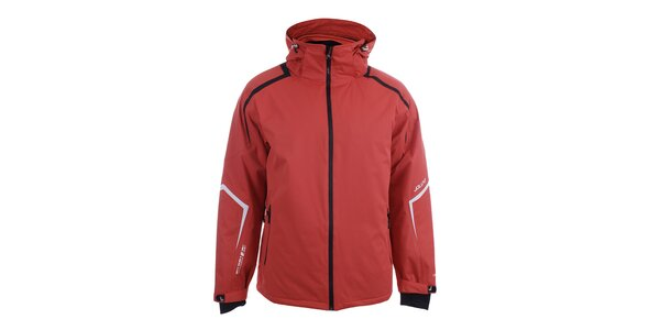 Pánska červená zimná bunda Joluvi