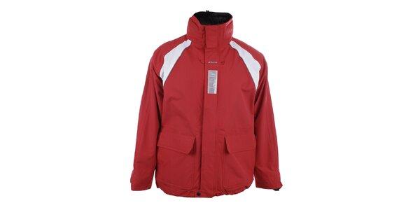 Pánska zimná červená bunda Joluvi