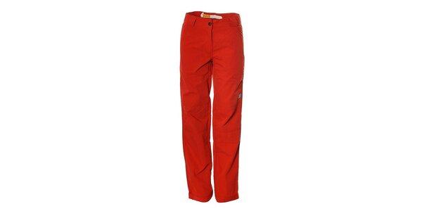Dámske červené športové nohavice Rejoice