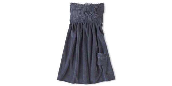 Dámske šedé šaty Brunotti