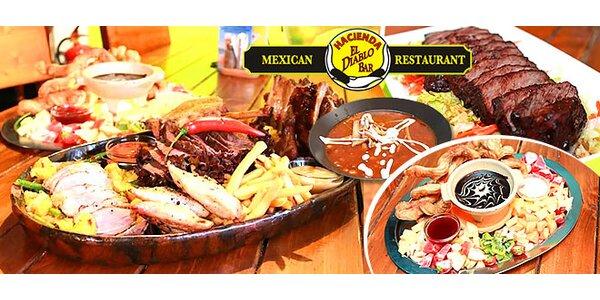 3 druhy diabolsky chutného menu
