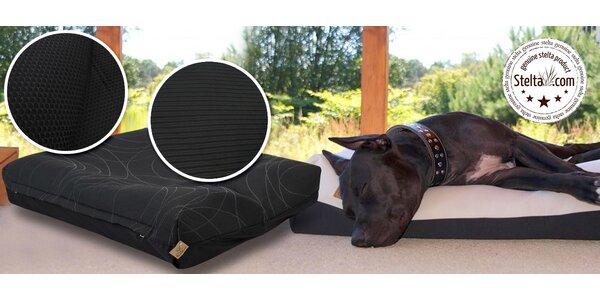 Pohodlné psie pelechy ručnej výroby