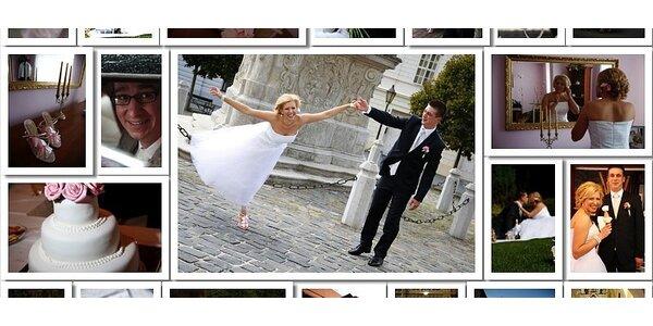 Svadobné fotografovanie