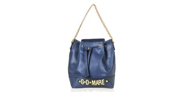 Dámska modrá kabelka/batôžtek Giorgio