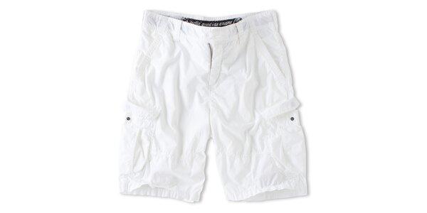 Pánske biele šortky Brunotti