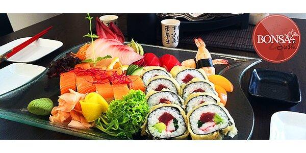 Exkluzívny sushi set pre 2 osoby