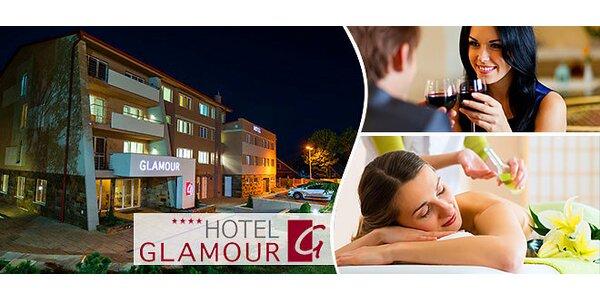 Wellness zážitkový pobyt v Hoteli Glamour****
