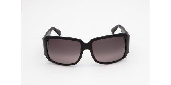 Dámske čierne slnečné okuliare Fendi