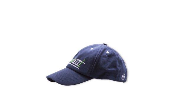 Pánska tmavo modrá baseballová čapica Brunotti s vyšívaným logom