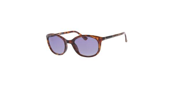Dámske žíhané slnečné okuliare Michael Kors