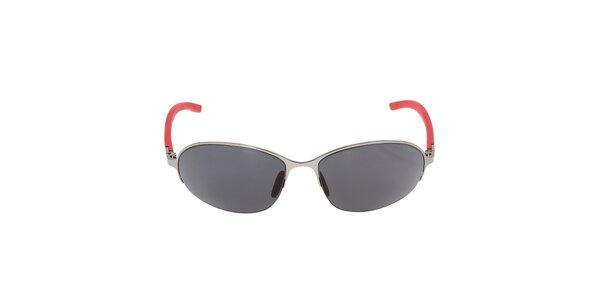 Dámske dvojfarebné slnečné okuliare Fila