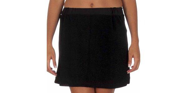 Dámska čierna sukňa Vero Moda