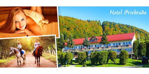 Pohoda pre dvoch v Slovenskom raji
