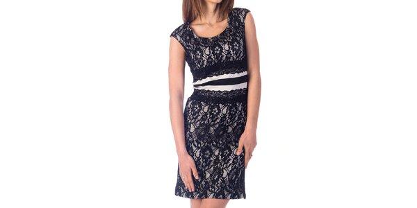 Dámske čipkované šaty Nelita