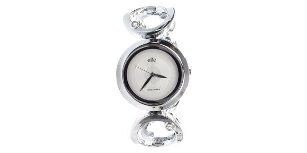 Dámske elegantné hodinky z nerezovej ocele Elite