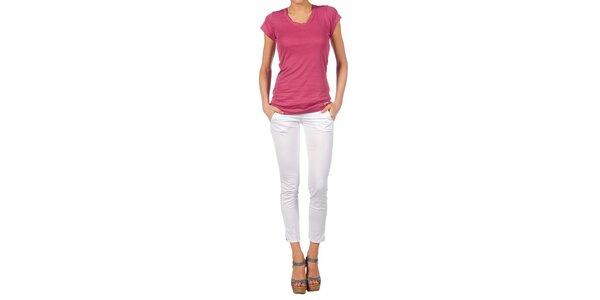 Dámske tmavo ružové tričko Nolita