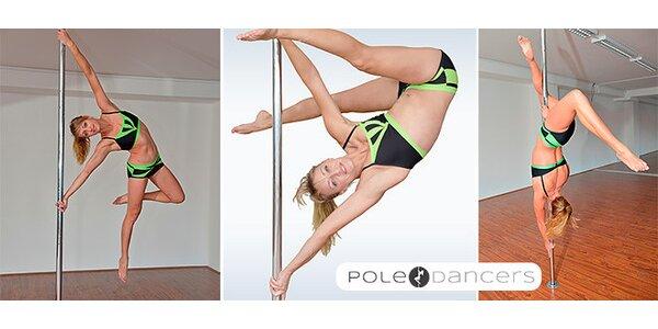 Pole dance tréningy pre krásne telo