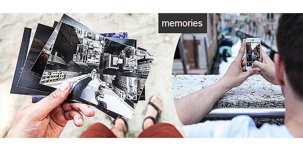 Tlač fotografií 9x13 cm alebo 10x15 cm