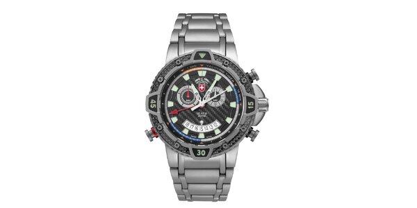 Pánske titánové hodinky Swiss Military
