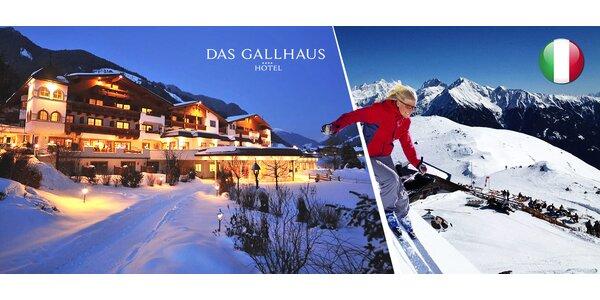 4, 5 či 8 dní pre 2 na luxusnom pobyte v Alpách