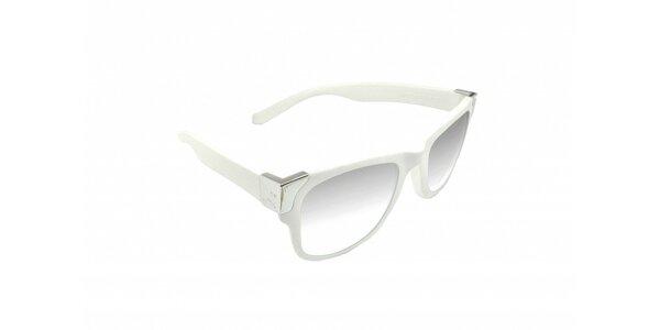 Biele slnečné okuliare Jumper-s