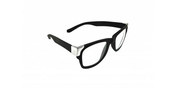 Čierne slnečné okuliare Jumper-s