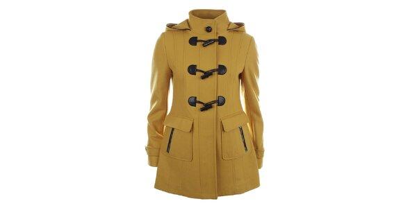 Dámsky žltý kabátik Halifax