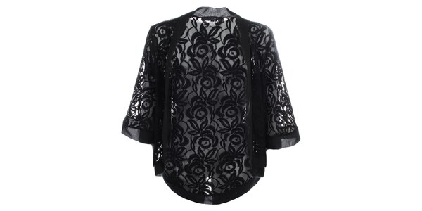 Dámske čipkové kimono Iska