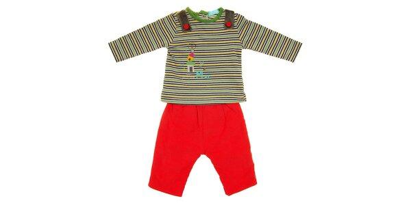 Detská súprava Lullaby - svetrík a nohavice