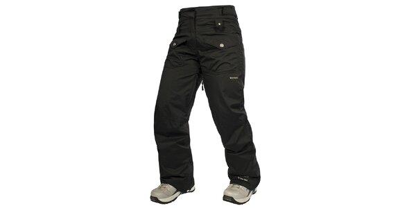 Dámske čierne zimné nohavice Trespass