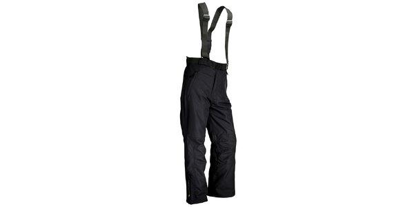Pánske čierne zimné nohavice Trespass