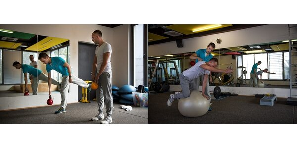 Diplomovaný osobný fitness tréner