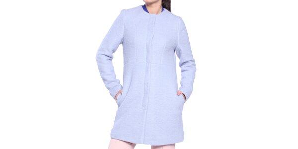 Dámsky svetlo modrý kabátik Vera Ravenna